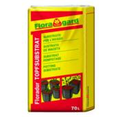 12 Sacs Floradur B Pot Clay Medium - Sac 70 L